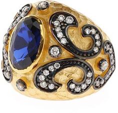 Sultan Silver ring