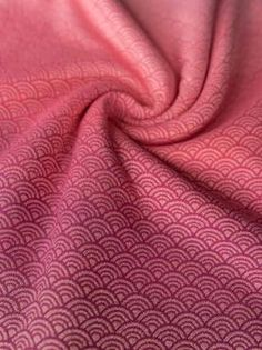 Silky soft and shimmery with a little cush for the shoulders, this comforting pink fade is complemented by a peachy Tencel weft for a gorgeous wrap which i Baby Carrying, Baby Wraps, Fashion, Moda, Fashion Styles, Fashion Illustrations