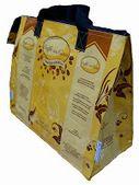 Italian Coffee Handbags and Lamps - STOCK : ITALIA ARABICA - Caffe Della Casa Giallo