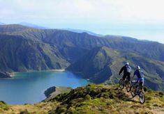 A Local's Guide to Mountain Biking in The Azores  #mountainbiking #azores Visit Azores