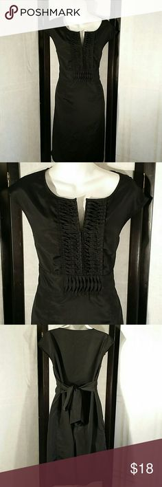 NWOT * Mossimo * Sheath Dress * Beautiful * Black * Sleeveless* Above Knee * Polyester * Bundle and Save * ??Happy Poshing * Mossimo Supply Co Dresses