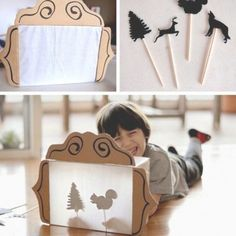 11 toys that you can create with the little ones in a few minutes . - Education - 11 toys that you can create with the little ones in a few minutes Best Picture For baby room For - Infant Activities, Preschool Activities, Fairy Tale Activities, Preschool Art Projects, Cardboard Crafts, Paper Crafts, Cardboard Playhouse, Diy For Kids, Crafts For Kids