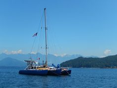 Whale's Way at Gibsons Landing, BC