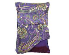 Tarot Bag, Tarot Pouch, Tarot Wrap, Silk, Brocade, Handmade