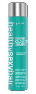 Sexy Hair - Healthy Sexy Hair - Reinvent Color Extend Shampoo for Overly Damaged Thick/Coarse Hair 300ml