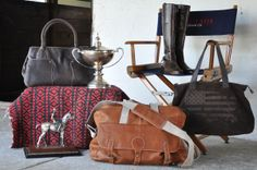 Bags and luggage add fun to travel!