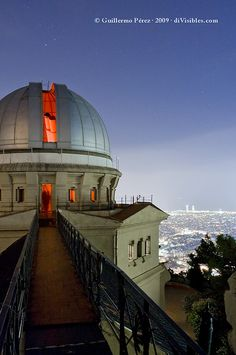 Observatori Fabra  Barcelona