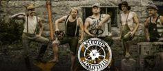 Steve 'N'Seaguls, o heavy metal rural