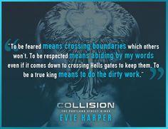 Collision by Evie Harper