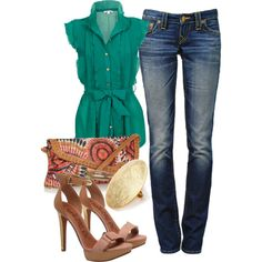 <3, created by lexis2584 on Polyvore