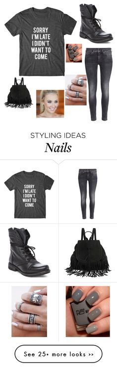 """""""Untitled #610"""" by love188grace on Polyvore featuring H&M and Steve Madden"""