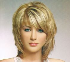 frisur bob blond kurz