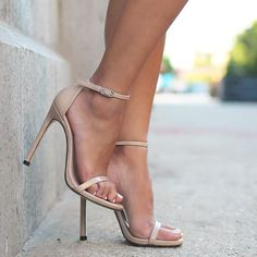Make every step sexy in the NUDIST sandal. #inourshoes
