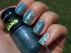 My Nails, Nail Polish, Ocean, Chic, Beauty, Shabby Chic, Elegant, Nail Polishes, Polish