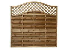 Omega Wing Panel Paloma Fence And Accessories