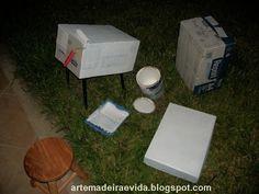 Resultado de imagem para caixa papelao revestida cola e agua