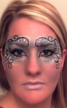 Fairy makeup? http://www.makeupbee.com/look_Fairy-makeup_38303 ...