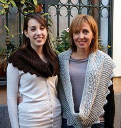 Modello. La castellana di Lucia Maria Lanzafame - Maglia e Uncinetto