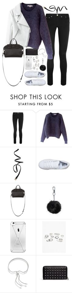"""""""Untitled#4102"""" by fashionnfacts ❤ liked on Polyvore featuring Acne Studios, STELLA McCARTNEY, H&M, adidas, Givenchy, Topshop, Free People, Monica Vinader and Alexander McQueen"""