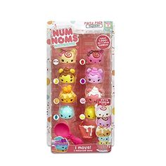 Num Noms Series 1 - Deluxe Multi-Pack - Cupcake Party Pack in Toys, Hobbies, Character Toys Num Noms Toys, Barbie, Cupcake Party, Birthday Wishlist, Cute Toys, Party Packs, Toys For Girls, Kids Toys, Doll Accessories