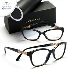 This Frame from #Bvlgari looks like  jewelry and will give you the beautiful style you want. هذه النظارة الطبية من #بولغري تجعلك تشعر بانها قطعة من المجوهرات وتعطيك الجمال الحقيقي.  #Aljaber_optical #Bvlgari #Eyeglasses #UAE #Dubai #Sharjah #Abudhabi #Alain #RAK #health #Beauty #Dubaimall  #Fashion  #الجابر_للنظارات #بولغاري #نظارات  #نظارات_طبيه #الامارات #دبي #الشارقة #أبوظبي #دبي_مول #العين #صحة #موضه Bvlgari Glasses Frames, Cute Glasses, Mens Glasses, Transparent Glasses Frames, Bvlgari Eyeglasses, Eyeglasses Frames For Women, Fashion Eye Glasses, Optical Glasses, Little Girls