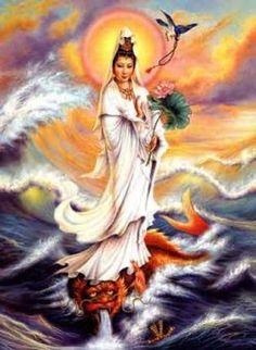 Kuan Yin Tattoo