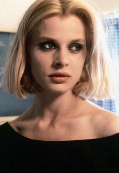 """""""I am certainly not the first to say it, but Nastassja Kinski's bob—center-parted, thick on the bottom, and brassy blonde—in Paris, Texas is everything. Unfortunately I'm too attached to long hair to ever make a serious cut, but, if I ever do, I'll be bringing her photo with me to the salon."""""""