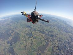 Free - SkyDive NZ