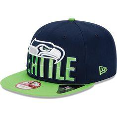 Men s Draft Cap  13 9Fifty Snap -  29.99 Seahawks Gear 981a5db7b