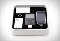 The Sanctuary - for all your gadgets and cables $79.9