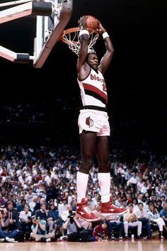 "Clyde Drexler • ""High Socks, High Jumper"""