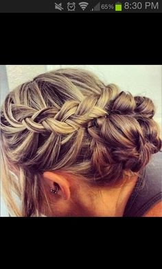 Possible Bridesmaid hairstyle