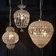John lewis dante chandelier pendant john lewis chandeliers and buy john lewis sara pendant online at johnlewis aloadofball Images