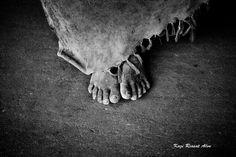 POVERTY barefoot and ragged, Kazi Riasat Alve