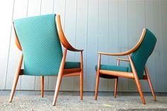 Hvidt-Molgaard Lounge Chairs
