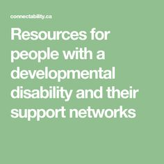 Resources for people with a developmental disability and their support networks Body Preschool, Developmental Disabilities, Child Life, New School Year, Autism Awareness, Disability, Engineering, Teaching, People