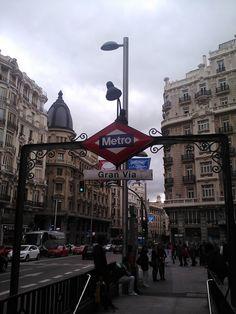 Mítico Metro de Madrid... por Aitor Navarro Medina, @Aitor_telini