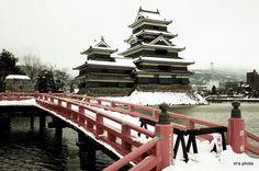 Photo: 冬の松本城。 #GR