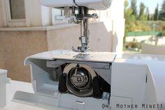 Aprender a coser: Los elementos de nuestra máquina de coser y sus funciones