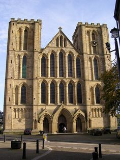 Ripon Cathedral by The Church Collector, via Flickr