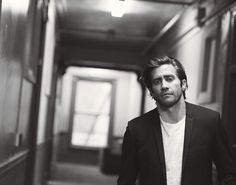 Jake Gyllenhaal by Peter Lindbergh