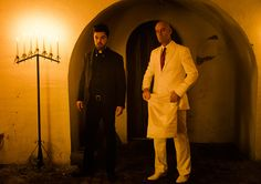 "TV write-up for season episode 10 of AMC's Preacher, ""Dirty Little Secret"". Tv Writing, Real Vampires, Tv Reviews, Tv Episodes, Tulip, Folk, Friends, Amigos, Popular"