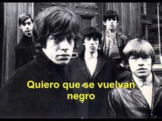 The Rolling Stones- Paint It Black (Subtitulos En Español) - http://www.justsong.eu/the-rolling-stones-paint-it-black-subtitulos-en-espanol/