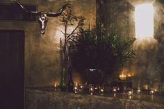 Estufa de Colares - Wedding Venue | Sintra | Destination Wedding | Portugal | Table Centerpieces | Table Decoration | Madalena Tavares Photography