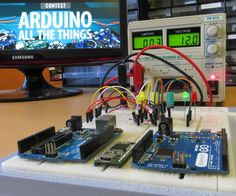 After some years of experimenting with Arduino, I decided that the time has come to share the knowledge I've acquired. So I here it goes, a guide to Arduino, with the bare basics for beginners and some more advanced explanations for people who are somewhat more familiar with electronics.Every step will consist of a detailed explanation, then a summary, followed by a more advanced approach.If you're a complete beginner, I recommend reading the explanation first, and then the summary. T...