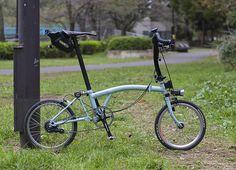 My Brompton Bull Horns, Cycling News, Brompton, Bike, Bicycles, Handle, Chapter 3, Curiosity, Adventure