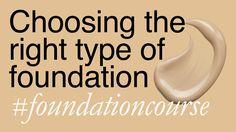 Choosing The Right Type Of Foundation Lisa Eldridge