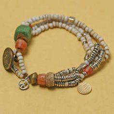 Free Bracelet Project Tutorial | Beadshop.com | Across Cultures