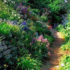 English Garden Landscape Design