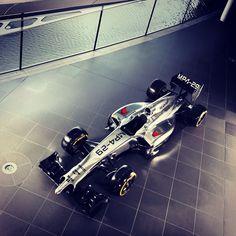 Best looking 2014 formula 1 car.
